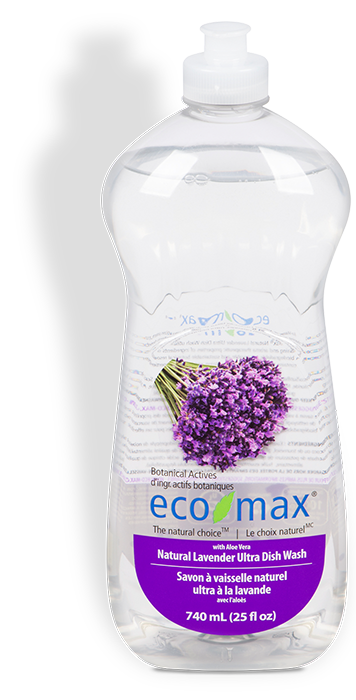 Natural Lavender Ultra Dish Wash