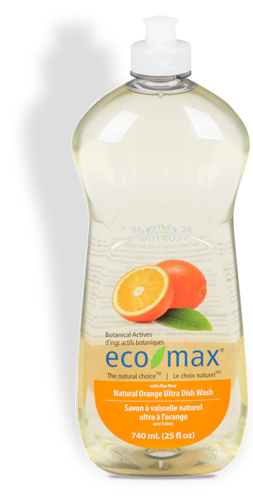 Natural Orange Ultra Dish Wash