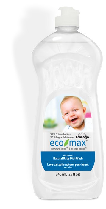 Natural Baby Dish Wash
